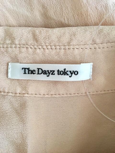 The Dayz tokyo(ザデイズトウキョウ)のシャツブラウス