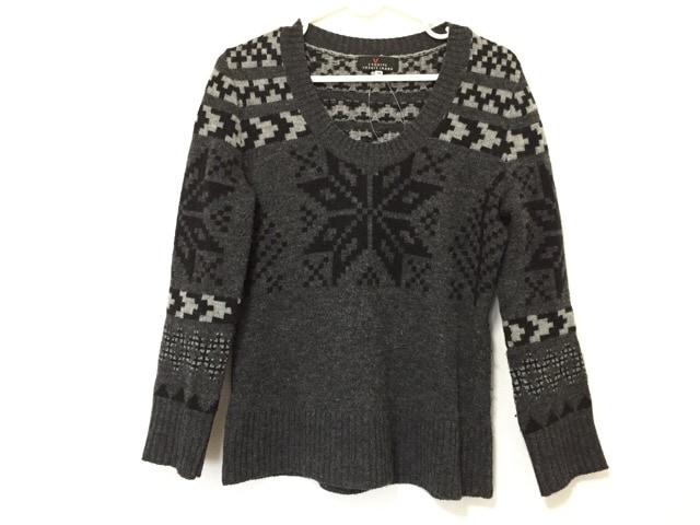 L'EQUIPEYOSHIEINABA(レキップ ヨシエイナバ)のセーター