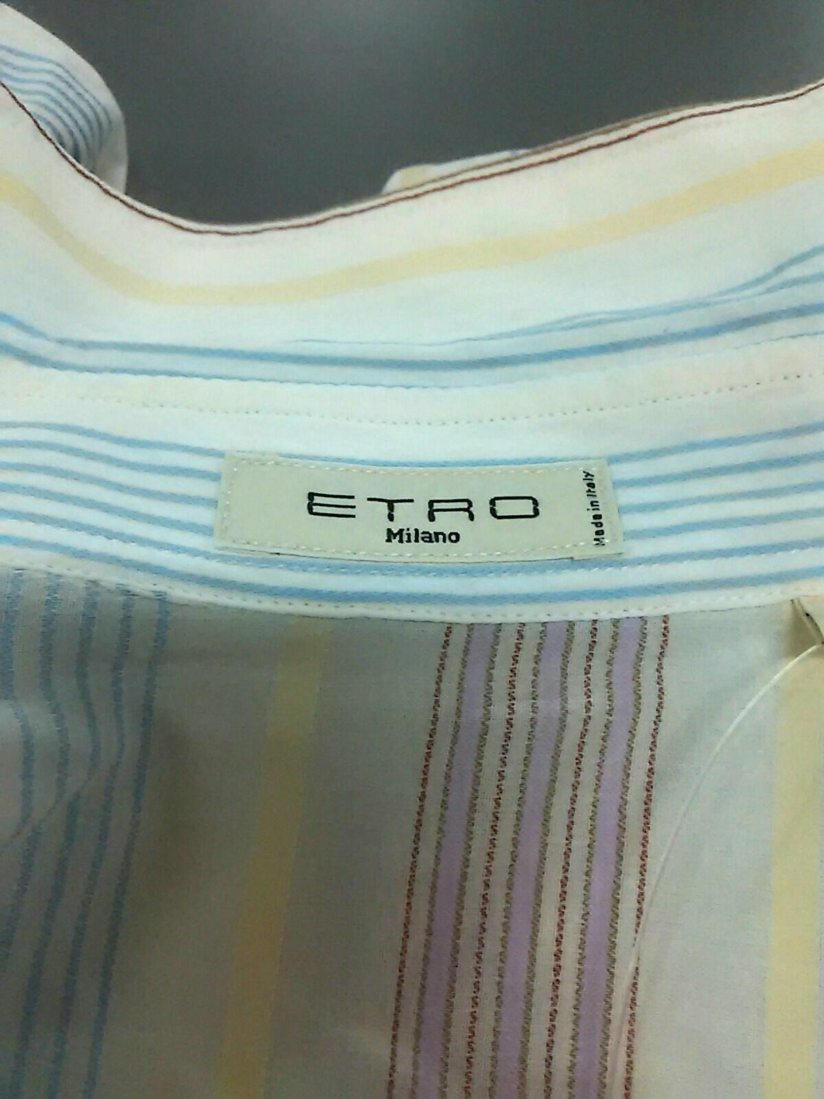 ETRO(エトロ)のシャツブラウス