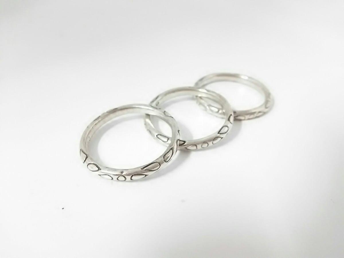 me&ro(ミー&ロー)のリング