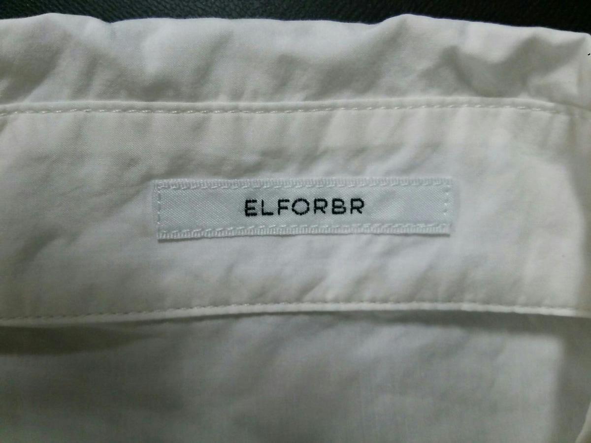 ELFORBR(エルフォーブル)のシャツブラウス