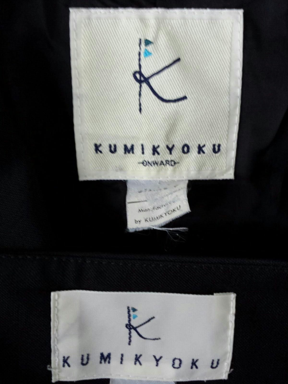 組曲 KUMIKYOKU(クミキョク)のスカートスーツ
