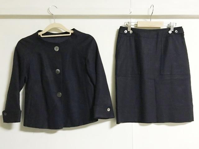 TOMORROWLAND(トゥモローランド)のスカートスーツ