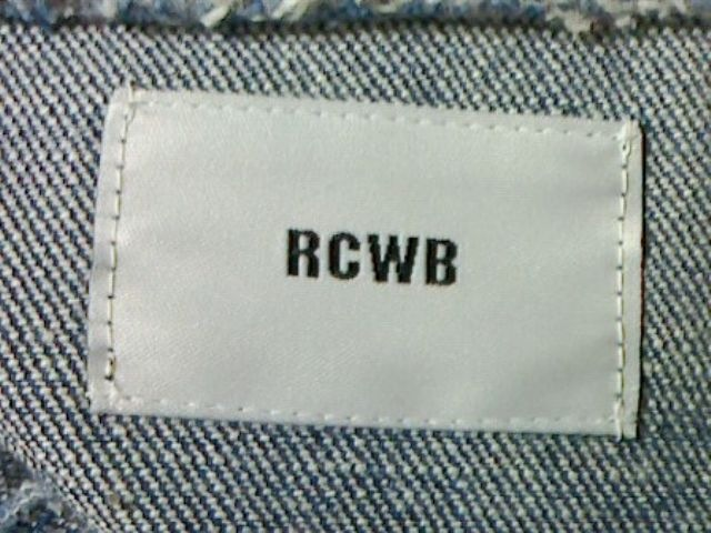 RCWB RODEOCROWNS WIDE BOWL(ロデオクラウンズ)のブルゾン