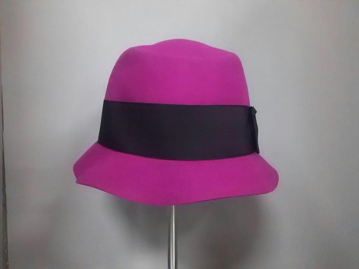 BORSALINETTE(ボルサリネッテ)の帽子