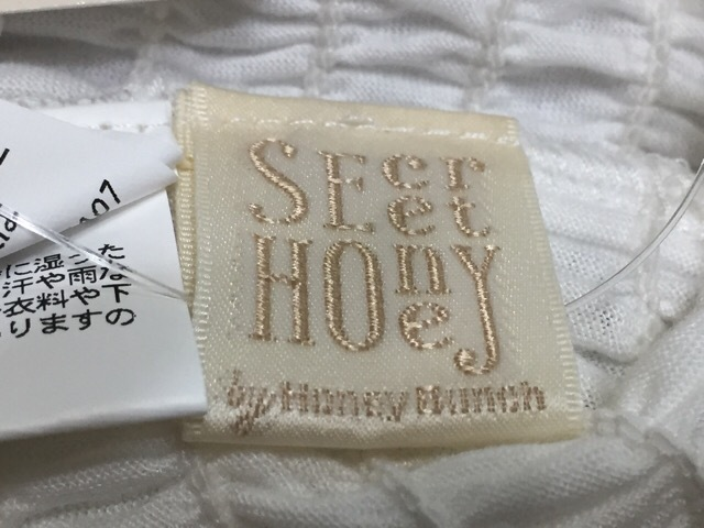 SecretHoney(シークレットハニー)のカットソー