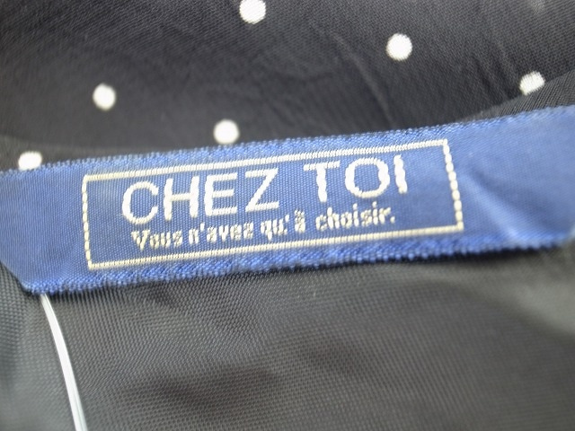 Chez toi(シェトワ)のワンピース