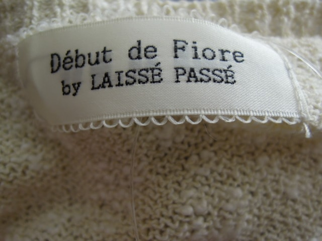 Debut de Fiore(デビュードフィオレ)のセーター