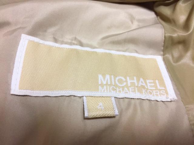 MICHAEL KORS(マイケルコース)のダウンコート