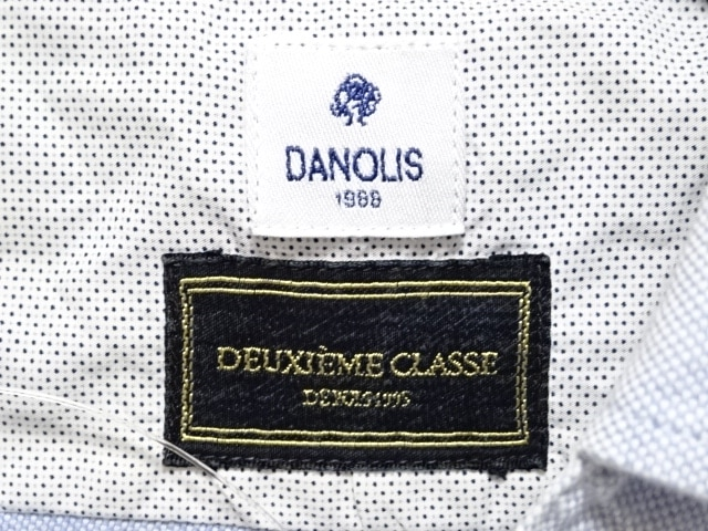 DANOLIS(ダノリス)のシャツブラウス