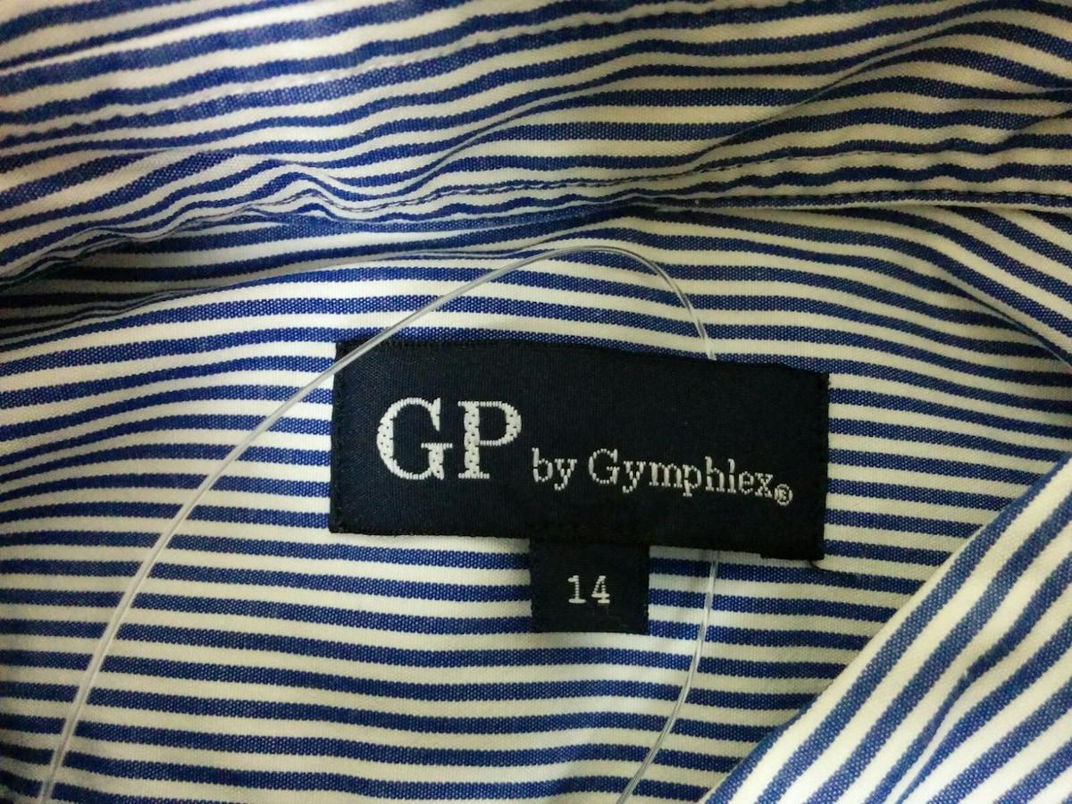 GP by Gymphlex(ジーピーバイジムフレックス)のシャツブラウス