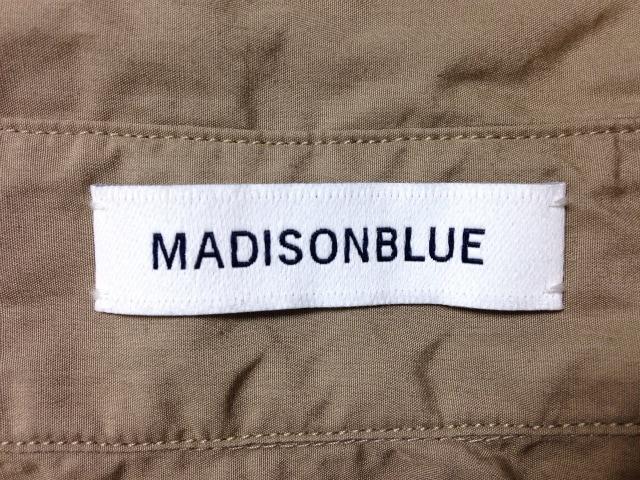 MADISONBLUE(マディソンブルー)のシャツブラウス