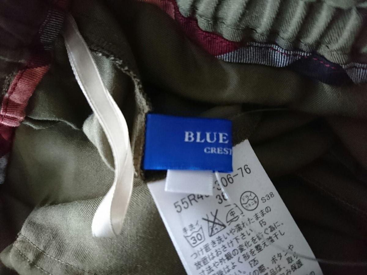 BLUE LABEL CRESTBRIDGE(ブルーレーベルクレストブリッジ)のパンツ