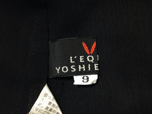 L'EQUIPE YOSHIE INABA(レキップ ヨシエイナバ)のシャツブラウス