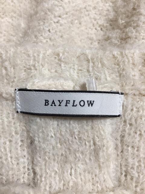 BAYFLOW(ベイフロー)のセーター