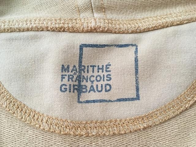 MARITHE FRANCOIS GIRBAUD(マリテフランソワジルボー)のパーカー