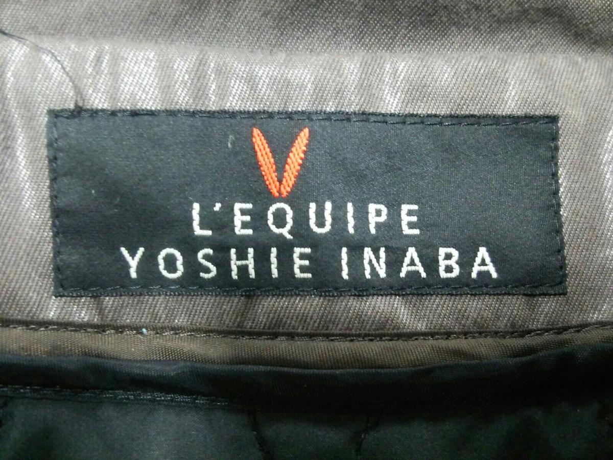L'EQUIPEYOSHIEINABA(レキップ ヨシエイナバ)のコート