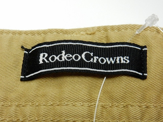 RCWBRODEOCROWNSWIDEBOWL(ロデオクラウンズ)のパンツ