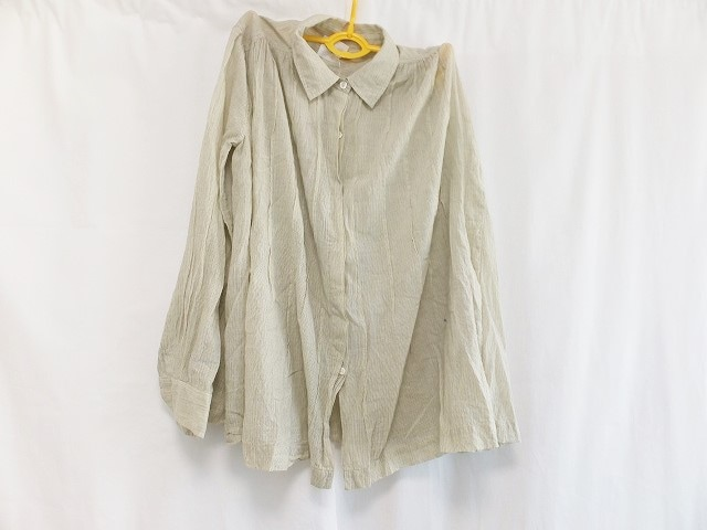 LAURENCE DOLIGE(ローレンスドリジェ)のシャツブラウス