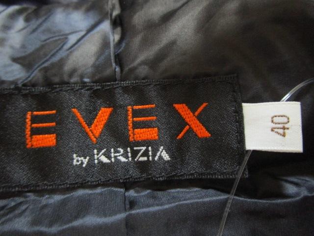 EVEX by KRIZIA(エヴェックスバイクリツィア)のダウンベスト