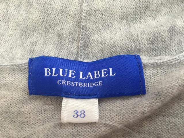 BLUE LABEL CRESTBRIDGE(ブルーレーベルクレストブリッジ)のカーディガン
