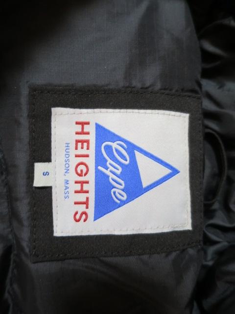 Cape HEIGHTS(ケープハイツ)のダウンコート