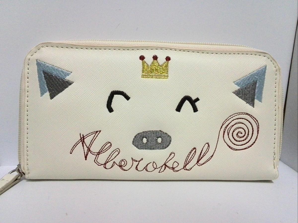 ALBEROBELLO(アルベロベロ)の長財布