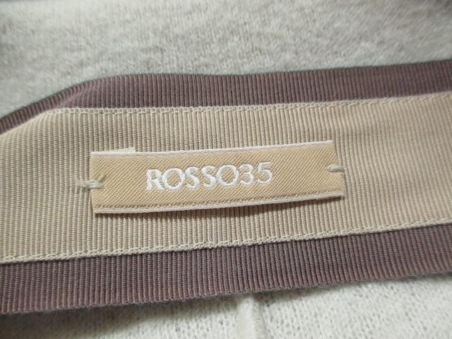 ROSSO35(ロッソ35)のコート