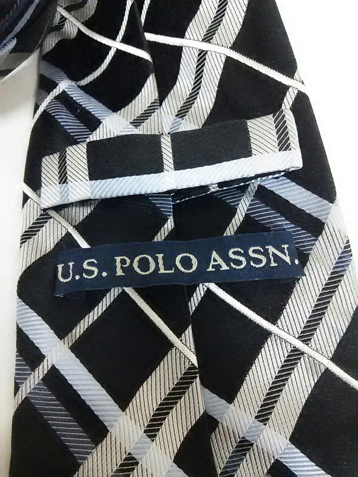U.S.POLOASSN.(ユーエスポロアソシエーション)のネクタイ