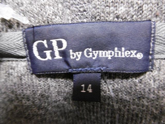 GP by Gymphlex(ジーピーバイジムフレックス)のパーカー