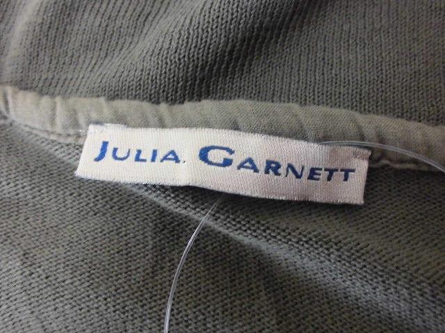 JULIA GARNETT(ジュリアガーネット)のカーディガン