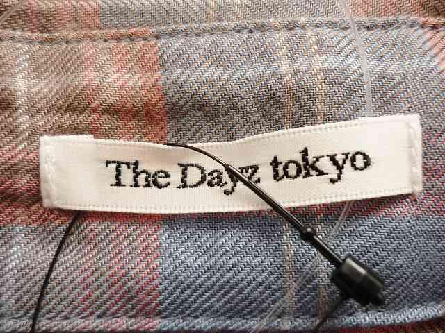 TheDayztokyo(ザデイズトウキョウ)のチュニック