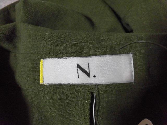 N.(N. Natural Beauty Basic)(エヌ ナチュラルビューティーベーシック)のシャツブラウス