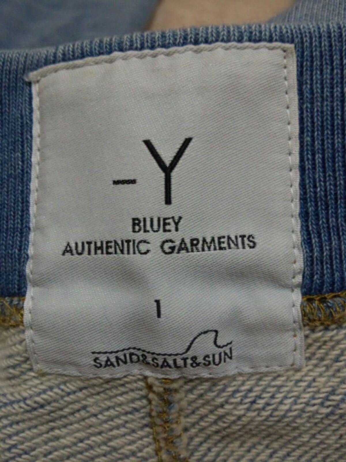 BLUEY SAND&SALT&SUN(ブルーイ サンドアンドソルトアンドサン)のパンツ