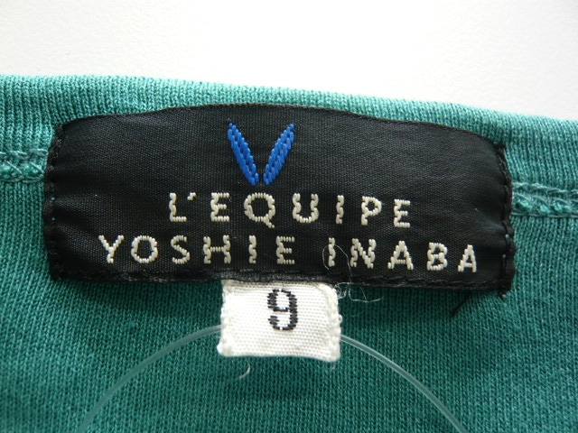 L'EQUIPE YOSHIE INABA(レキップ ヨシエイナバ)のアンサンブル