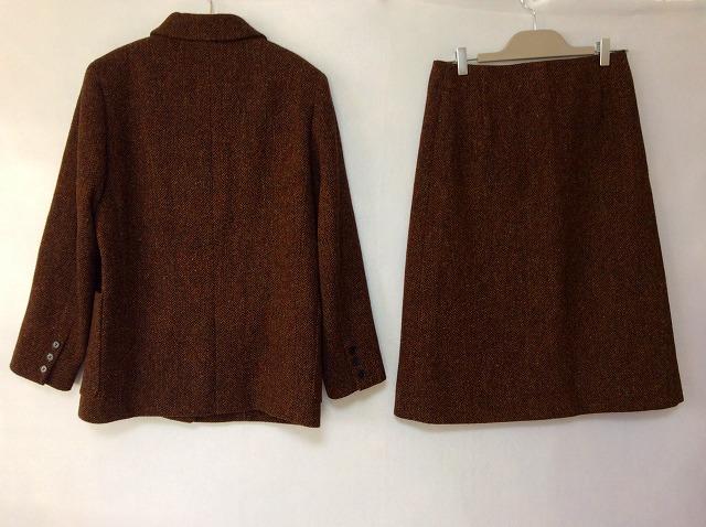 L'EQUIPEYOSHIEINABA(レキップ ヨシエイナバ)のスカートセットアップ