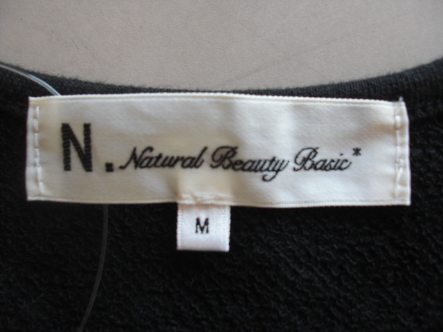 N.(N. Natural Beauty Basic)(エヌ ナチュラルビューティーベーシック)のカットソー
