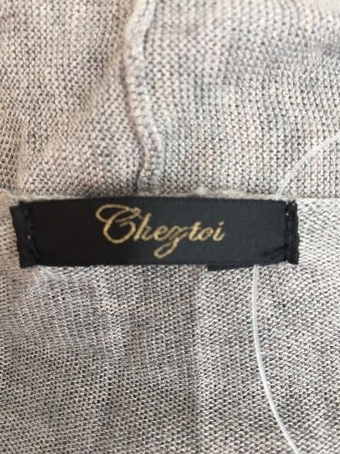 Chez toi(シェトワ)のカーディガン