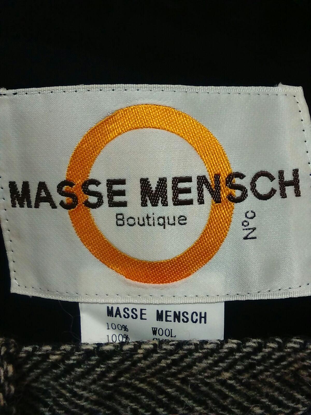 MASSE MENSCH(マッセメンシュ)のパンツ