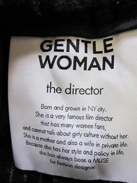 GENTLE WOMAN(ジェントル ウーマン)のパンツ