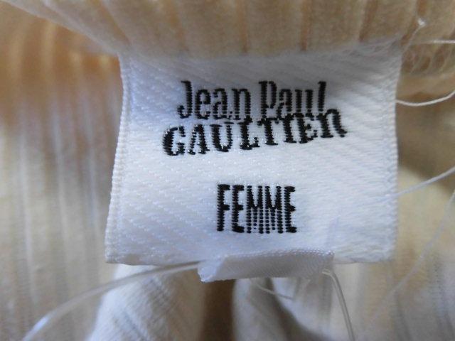 JeanPaulGAULTIER(ゴルチエ)のチュニック