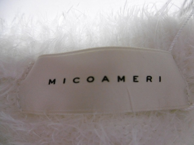 MICOAMERI(ミコアメリ)のカーディガン
