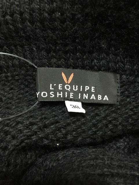 L'EQUIPE YOSHIE INABA(レキップ ヨシエイナバ)のポンチョ