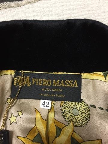 PIERO MASSA(ピエロマッサ)のコート
