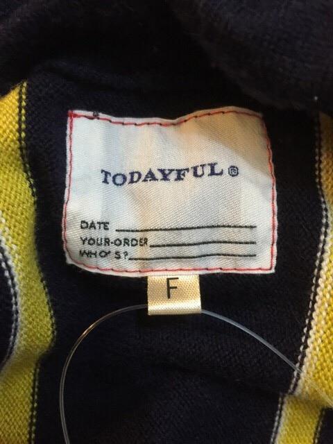 TODAYFUL(トゥデイフル)のカーディガン