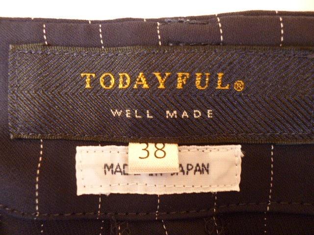 TODAYFUL(トゥデイフル)のレディースパンツセットアップ