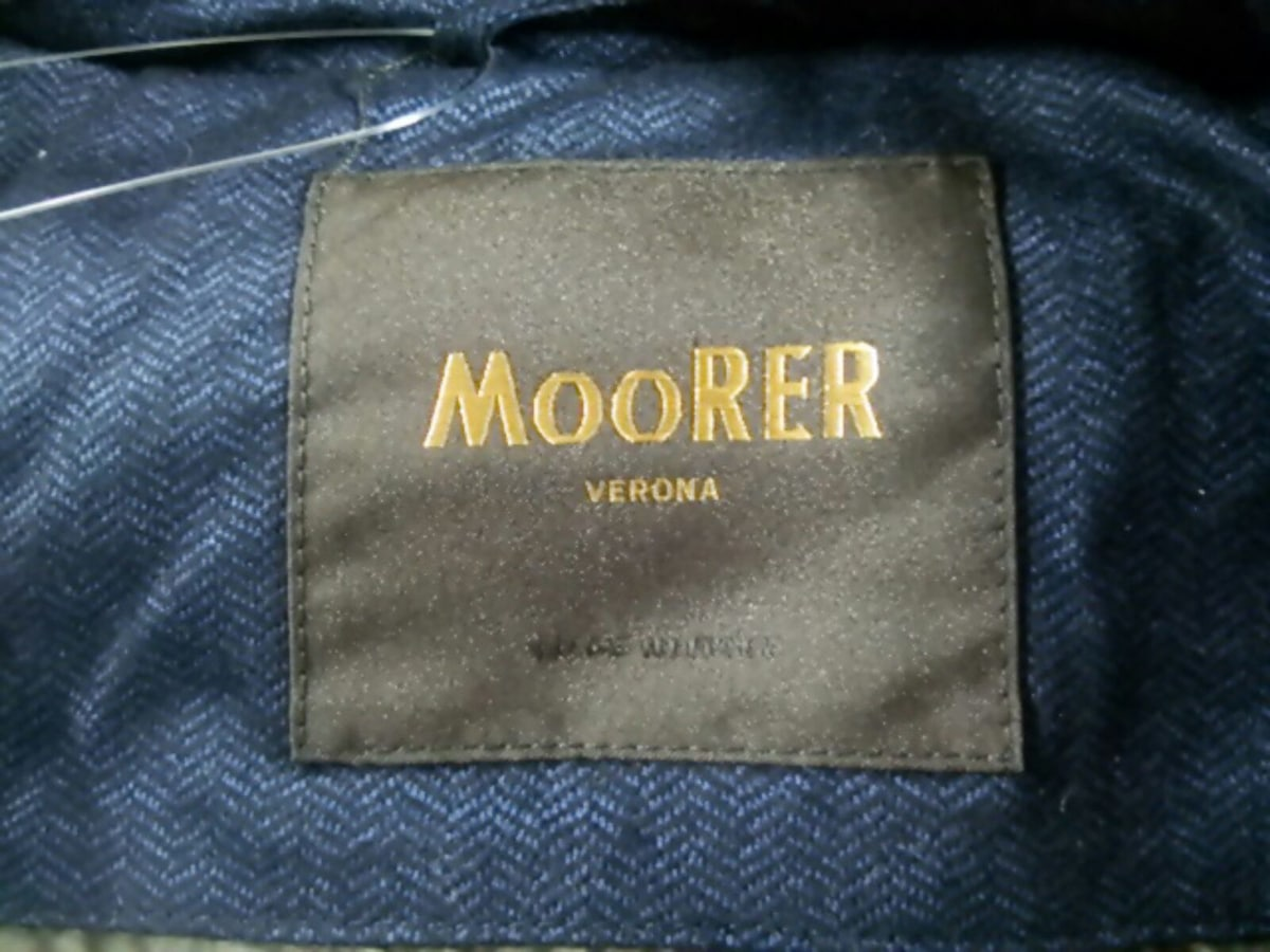 MOORER(ムーレー)のダウンジャケット