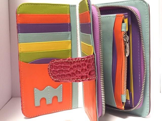 MICHELANGELO(ミケランジェロ)の2つ折り財布