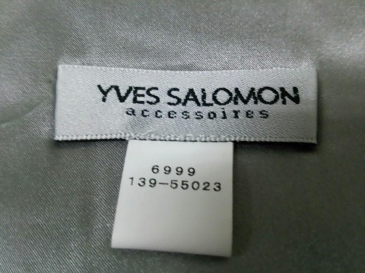 yves salomon(イヴサロモン)のマフラー