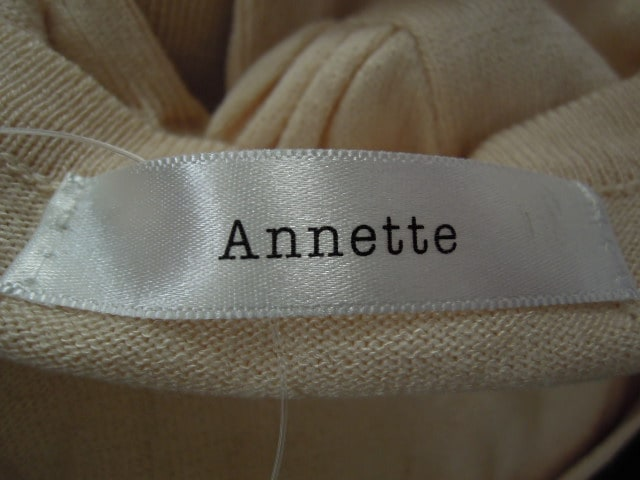 Annette(アネット)のカーディガン
